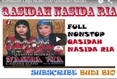 Kumpulan Lagu QASIDAH NASIDA RIA (Qasidah Nonstop)