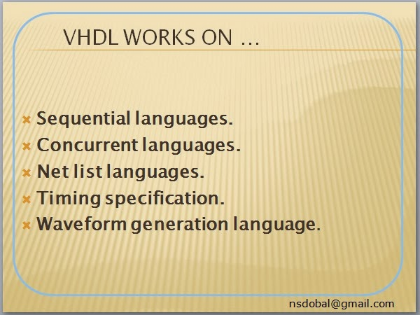 vhdl basics to programming pdf