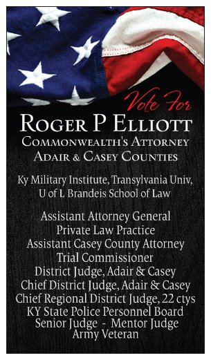 Candidate Card