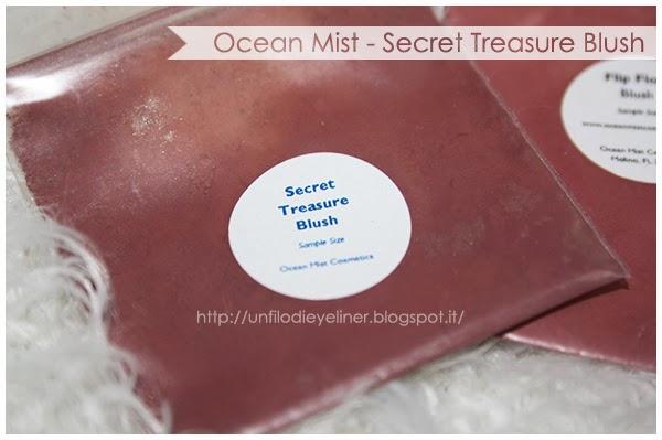 ocean mist secret treasure blush