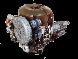 Motorisation et moteur Stirling
