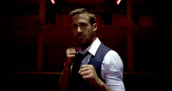 Ryan Gosling en Solo Dios Perdona (Only God Forgives)