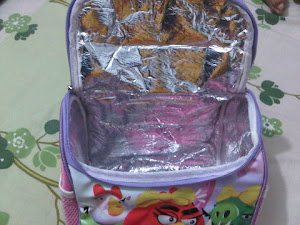 LUNCH BOX ALUMINIUM FOIL