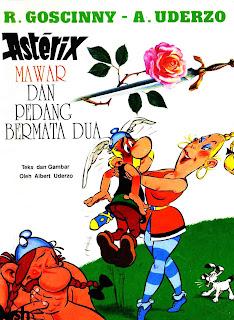 ebook komik Asterix - Mawar Dan Pedang Bermata Dua