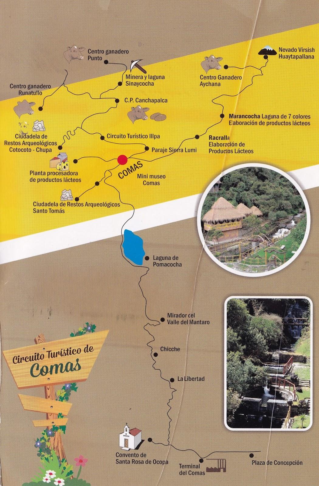 Circuito Turistico : Circuito turistico tour s alto andino