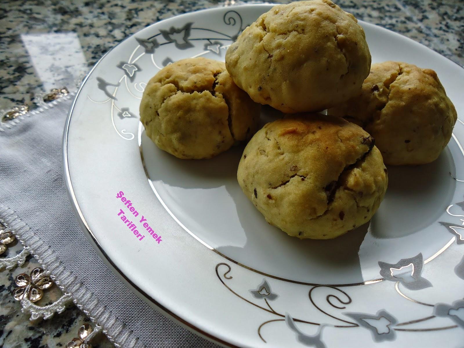 değişik kolay kurabiye tarifleri