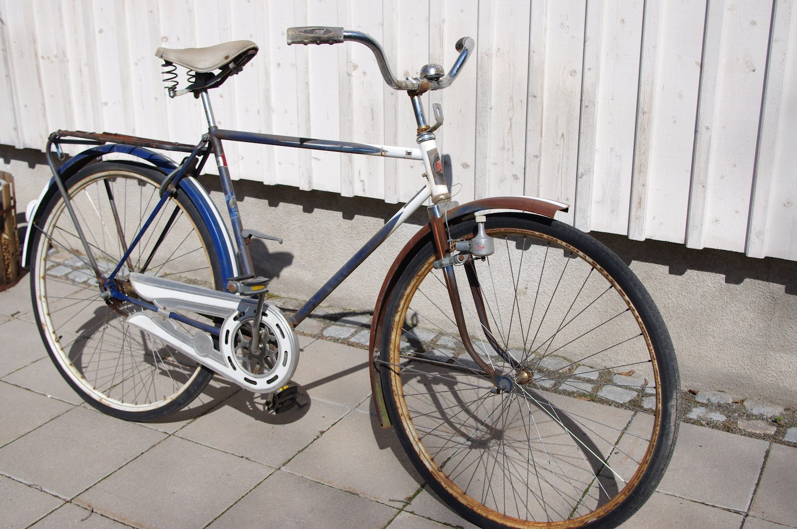 köpa gammal cykel