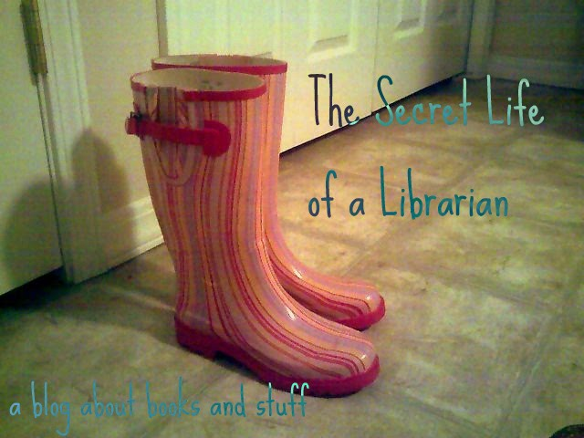 The Secret Life of a Librarian