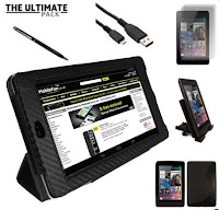 The Ultimate Google Nexus 7 Accessory Pack 3