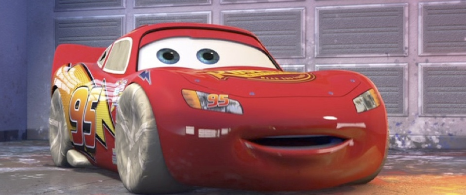 Lightning Mcqueen Red Paint