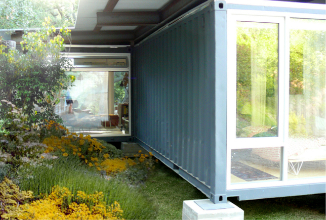 Shipping Container Home Layouts | Joy Studio Design Gallery - Best ...
