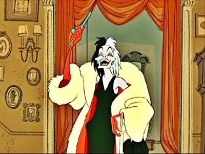 Fabulous U0026 Headstrong, Cruella De Vil Is The Perfect Halloween Costume  Inspiration. Seriously. Cruella Embodies Glamour... Giant Furry Coat,  Little Black ...