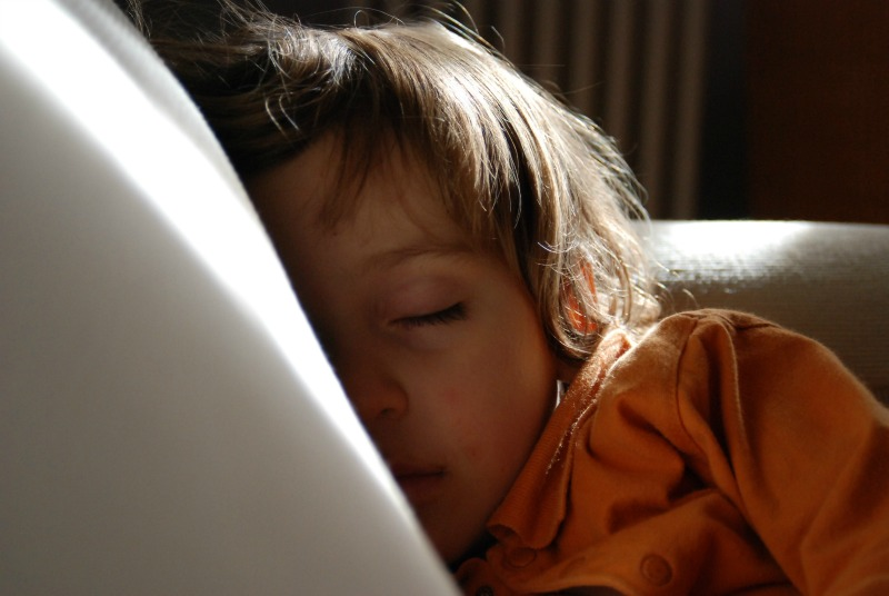 dormire pomeriggio