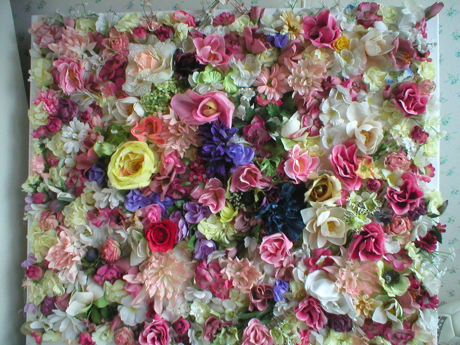 Consuminder repareer en cre ermeer bloemen schilderij for Schilderijen van bloemen