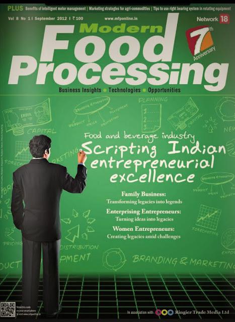 Modern Food Processing