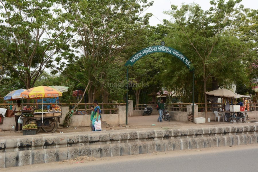 In Order To Spread Awareness Among People, Door To Door Distribution Of  Plants Is Carried Out During The Monsoon. These Gardens Are Very Popular  Among ...