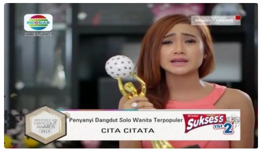 Inilah Para Pemenang Indonesia Dangdut Award Indosiar 2015