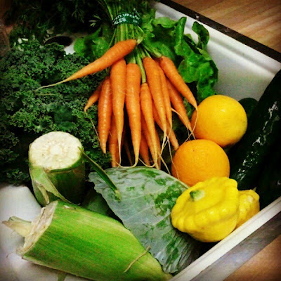 Tanaka Farms CSA Box