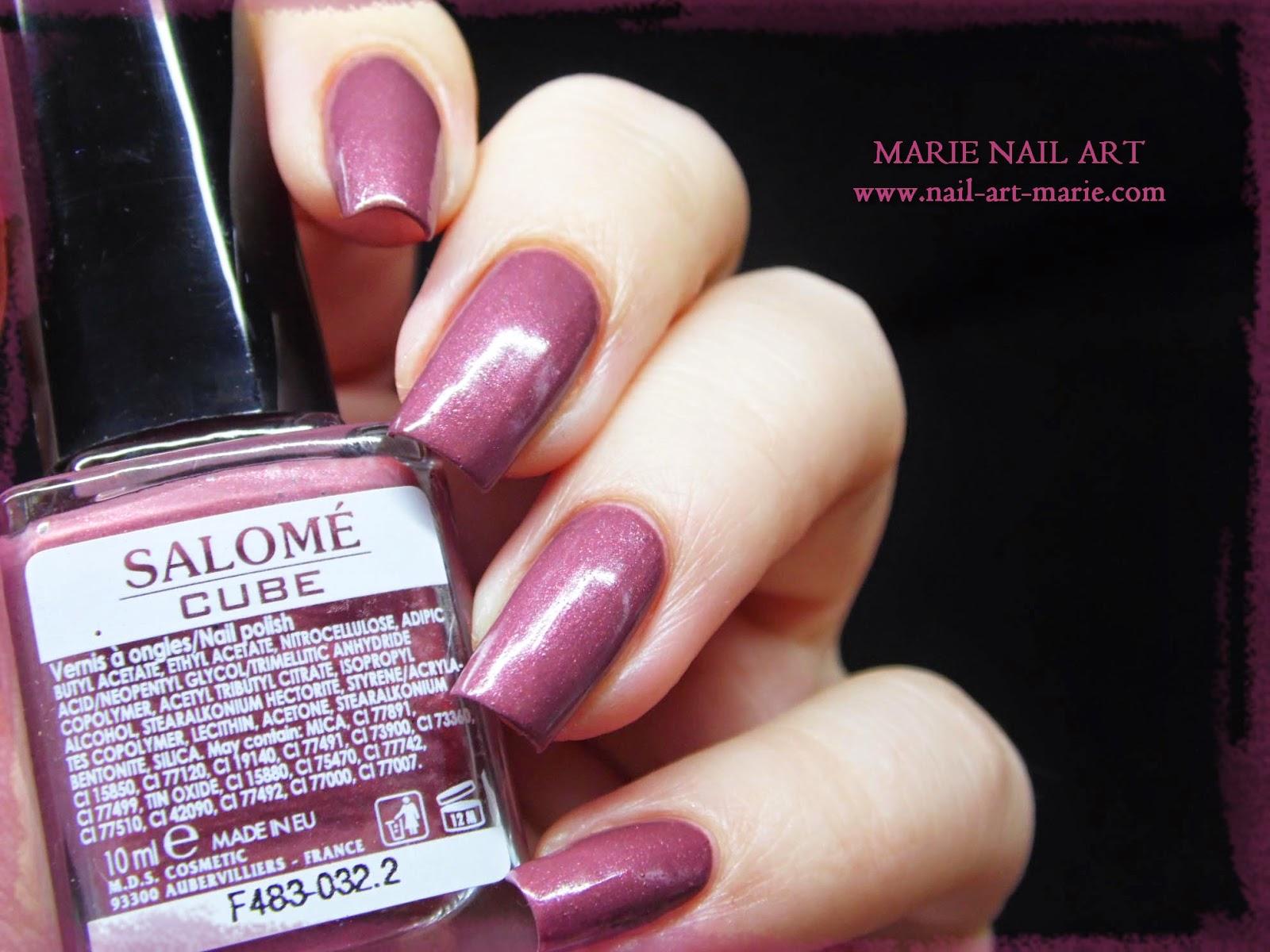 Salomé Cube Mauve5