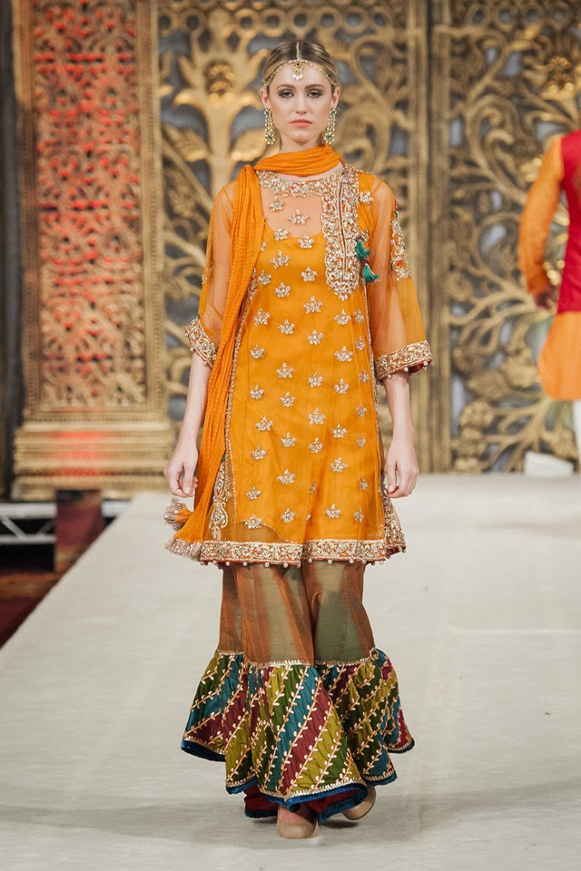 Bridal Fashion Week 2015 in Pakistan at Pakistan Fashion Week