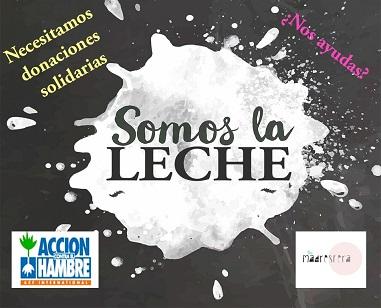 #SomosLaLeche