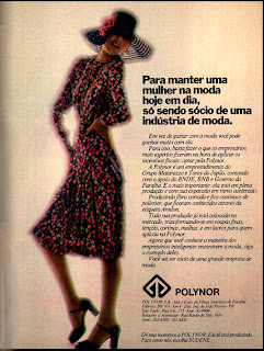 Os anos 70. propaganda anos 70; história da década de 70; reclames anos 70; brazil in the 70s; Oswaldo Hernandez