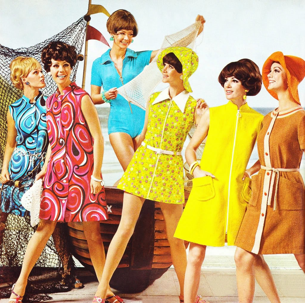 1960s Style Clothing 60s Fashion - Vintage Dancer