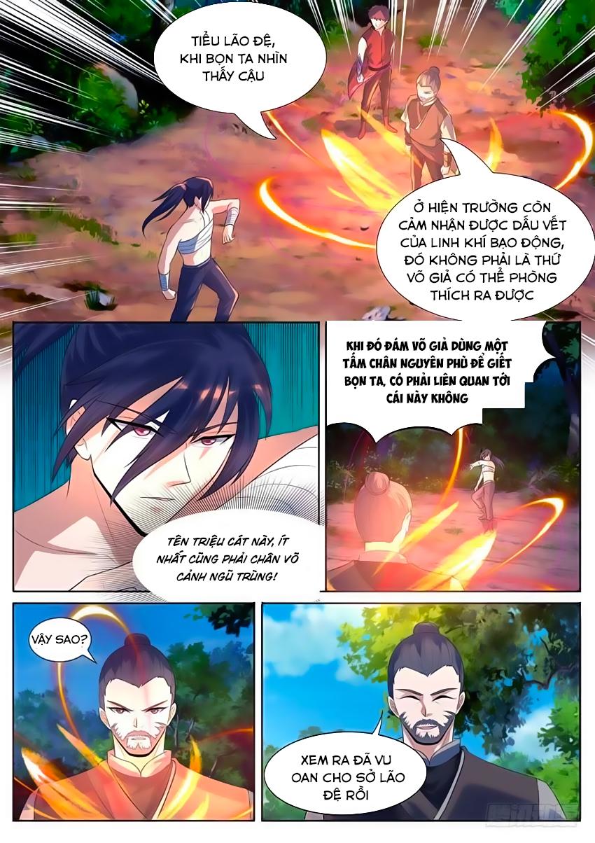Ngự Thiên chap 10 - Trang 3