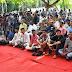 ہندوستان کی  70 تنظیموں نے  جنتر منتر پر غزہ کے حق میں آواز بلند کیا