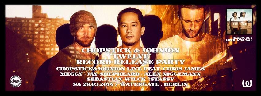 Chopstick & Johnjon - Twelve