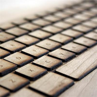 Komputer Dari Kayu
