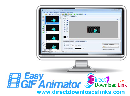 Easy GIF Animator Pro v6.1 (x32/x64) Multilingual incl Patch