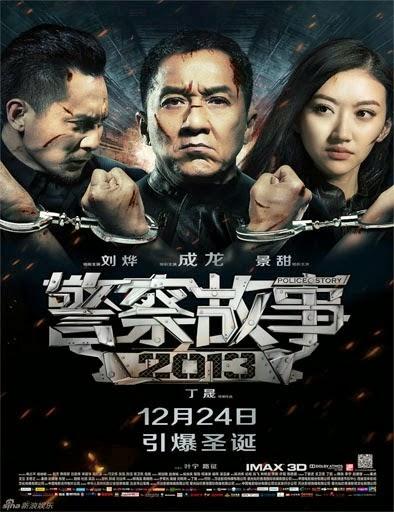 Ver Police Story (Jing cha gu shi) (2013) Online