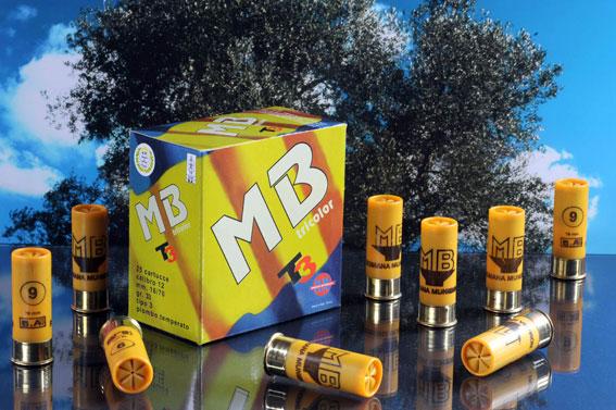 Munizioni caricate dalla Romana Munizioni con bossolo in cartone. -Calibro   12 -Bossolo  70 mm -Fondello  T3 -Piombo  Grammi 34 temperato -Polvere  MB 4f12d9b8835
