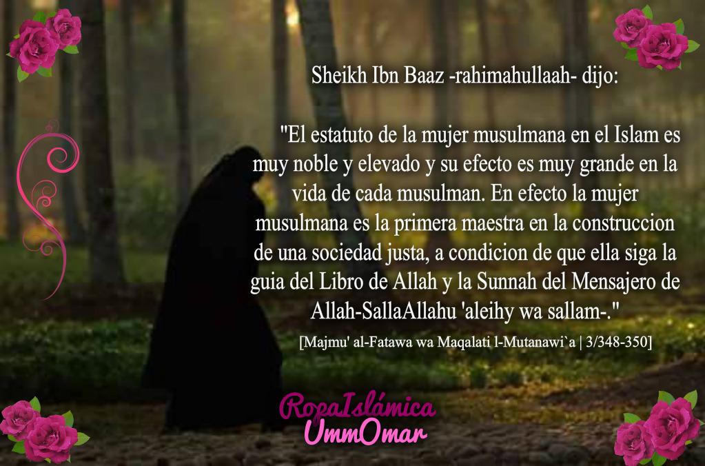 La Mujer Musulmana y su gran valor