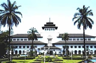 Building History Gedung Sate Bandung