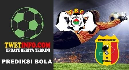 Prediksi Burkina Faso vs Mali
