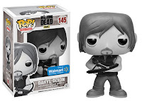 Funko Pop! Black and White Daryl Dixon