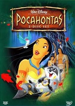 Công Chúa Da Đỏ - Pocahontas (1995) Poster