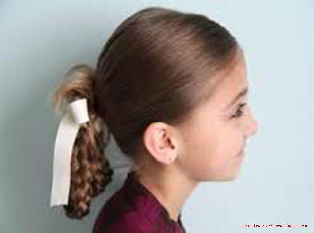 Como hacer peinado para niños de 10 12 años YouTube - Peinados Para Niños De 12