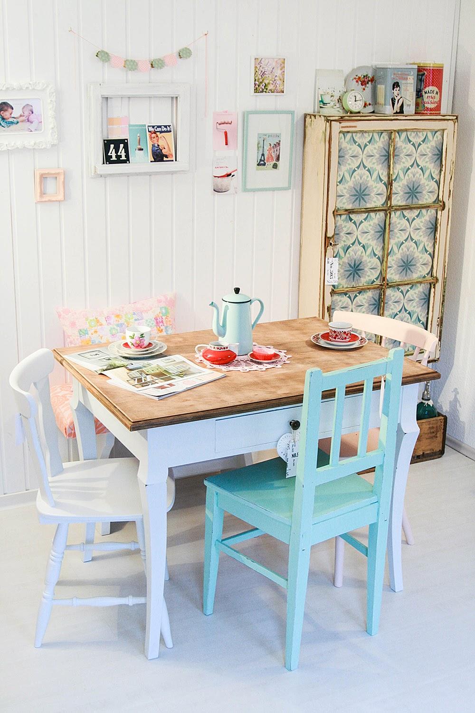 Blog No.505: neue vintage Möbel im Lädchen