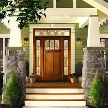 Desain Pintu Rumah Yang Cantik Dan Menawan