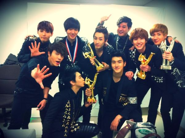 Super Junior PIC GDA 2012 8