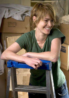 Leisha Hailey haircuts