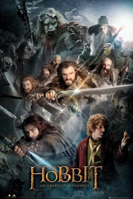 Filme Poster O Hobbit - Uma Jornada Inesperada DVDSCR XviD & RMVB Dublado