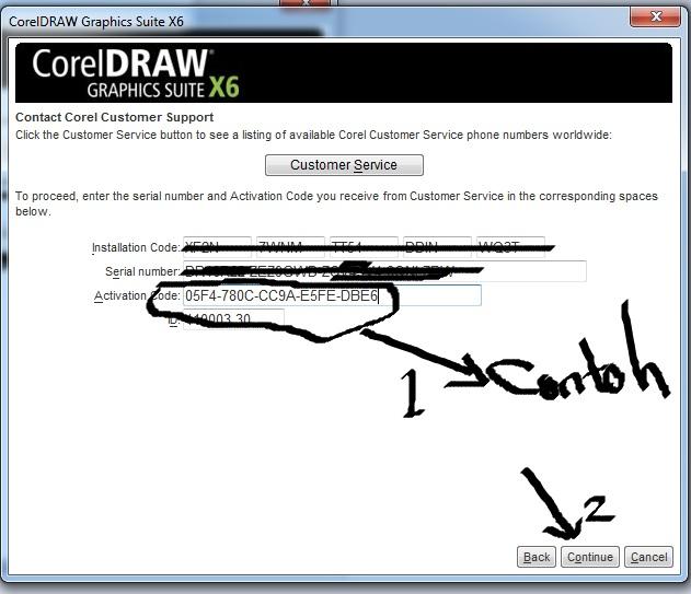 jamu corel draw x6