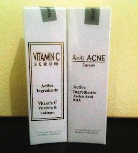 SERUM VITAMIN C DAN ACNE