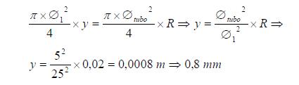 Ejercicio resuelto de estatica de fluidos formula 3 problema 3