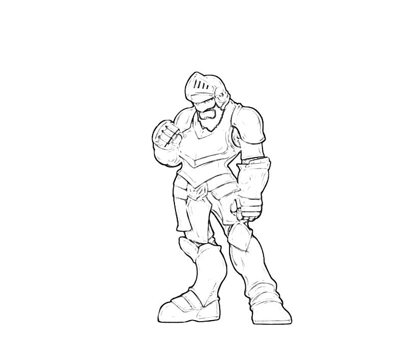 capcom coloring pages - photo#12