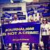 الصحافة ليست ارهاب .. انتفاضة عالمية للصحفيين ضد القمع الأمنى للاعلاميين فى مصر